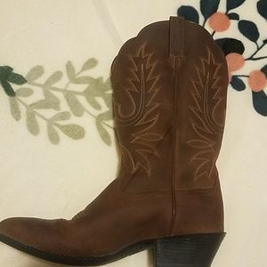 Ariat Shoes - ARIAT HERITAGE R TOE WESTERN BOOTS